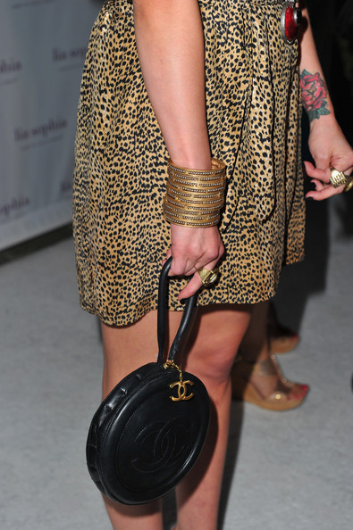 More Pics of Ashlee Simpson Leather Wristlet (2 of 5) - Ashlee Simpson Lookbook - StyleBistro