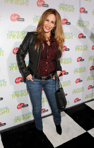 tawny kitaen Leather Jacket