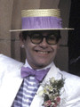 Elton John Renate Blauel married