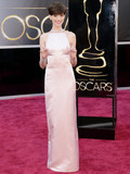 Who was best-dressed at the 2013 Oscars?