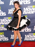 Who was best dressed at the MTV Movie Awards 2011?