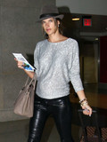 Which Celebrity Has the Best Airport Style?
