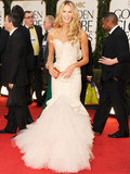 Who wore the most beautiful mermaid gown?