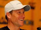 Lance Armstrong in Tour of California Day 1