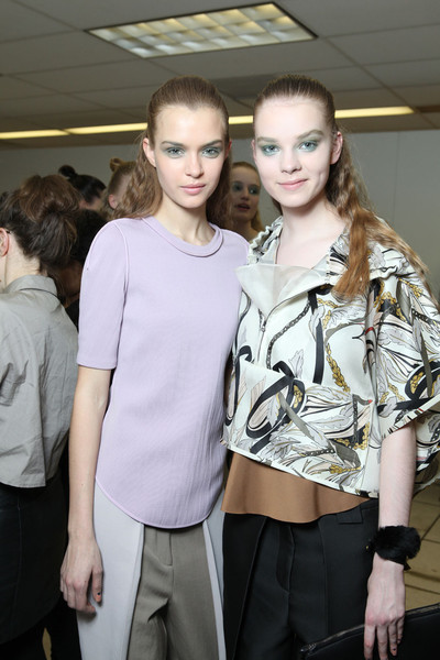 3.1 Phillip Lim at New York Fall 2011 (Backstage)