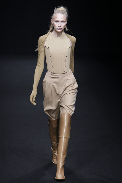 A.F. Vandevorst at Paris Fall 2010