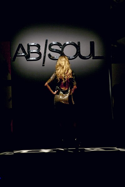 AB Soul at Milan Fall 2007
