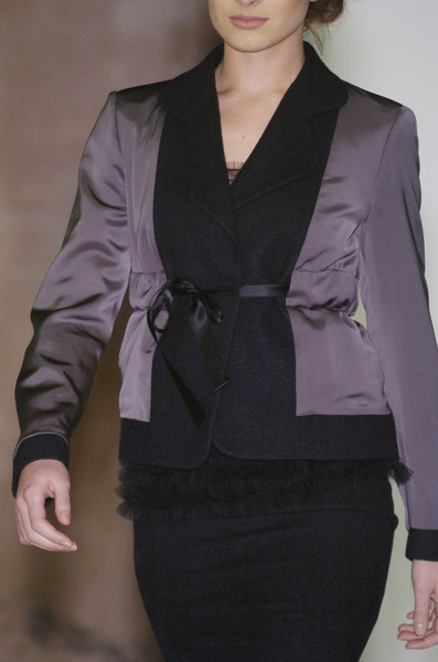 ACQUASCUTUM Fall 2005 - Details