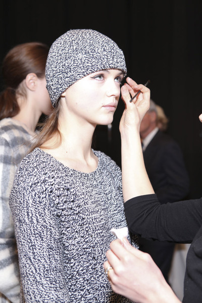 Adam Fall 2011 - Backstage
