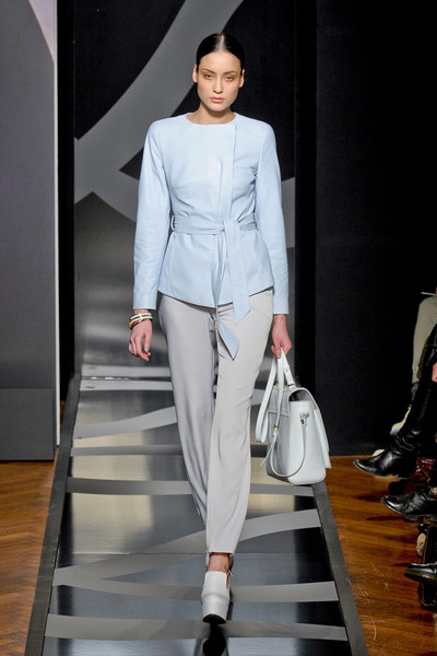 Aigner at Milan Fall 2012