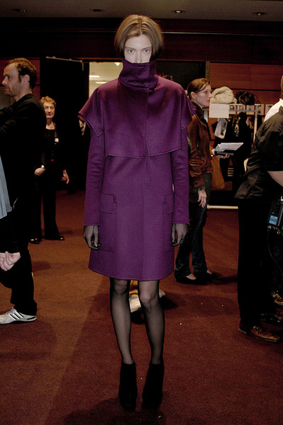 Akris at Paris Fall 2007 (Backstage)