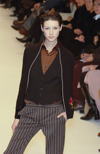 Alberto Biani at Milan Fall 2003