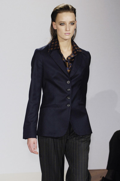 Alberto Biani at Milan Fall 2006