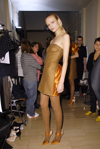Alessandro Dell'Acqua Fall 2008 - Backstage