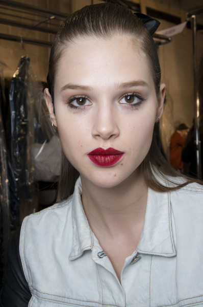 Alexis Mabille Fall 2013 - Backstage