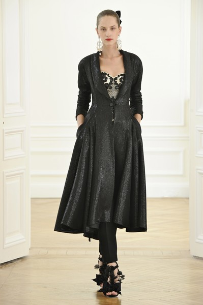 Alexis Mabille Press Office Fall 2010