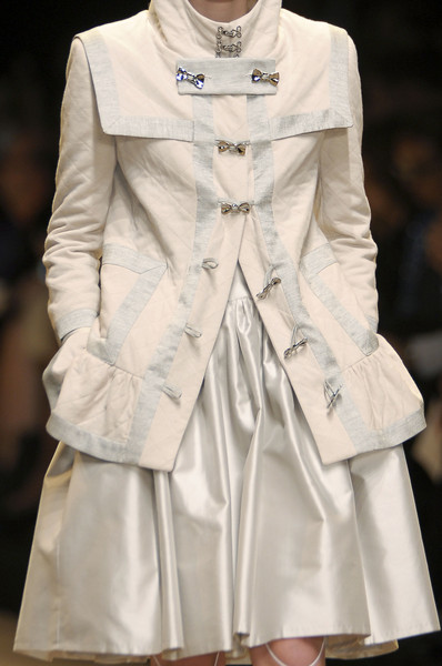 Alexis Mabille at Paris Spring 2011 (Details)