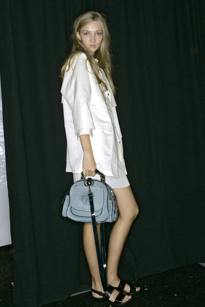 Alice Roi at New York Spring 2007 (Backstage)