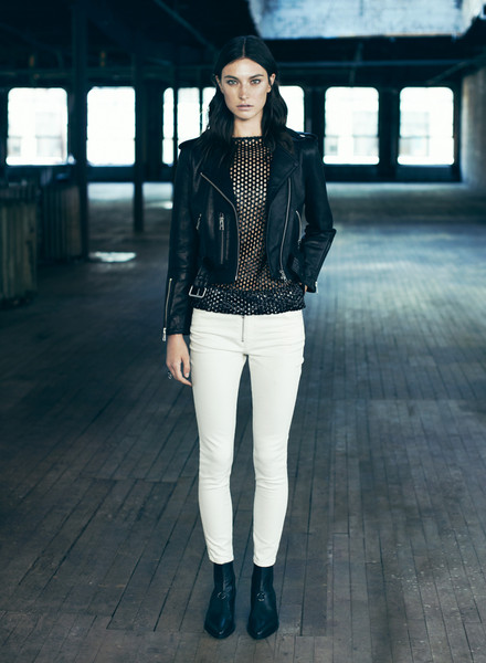 Allsaints at New York Spring 2014