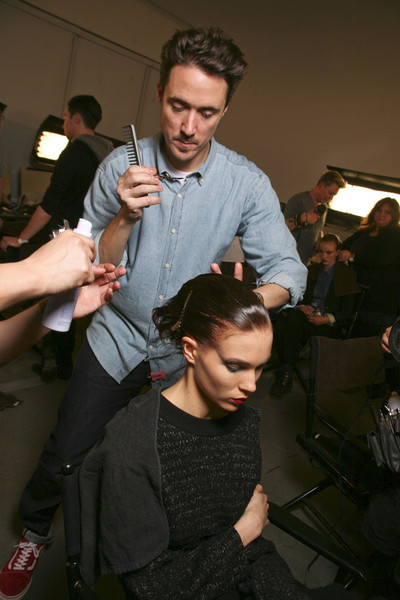 Altuzarra Fall 2011 - Backstage