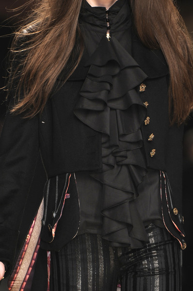 Angelo Marani Fall 2009 - Details
