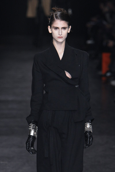 Ann Demeulemeester at Paris Fall 2010