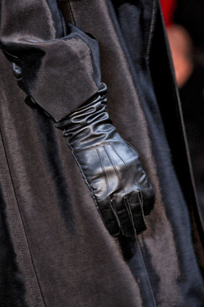 Ann Demeulemeester at Paris Fall 2012 (Details)
