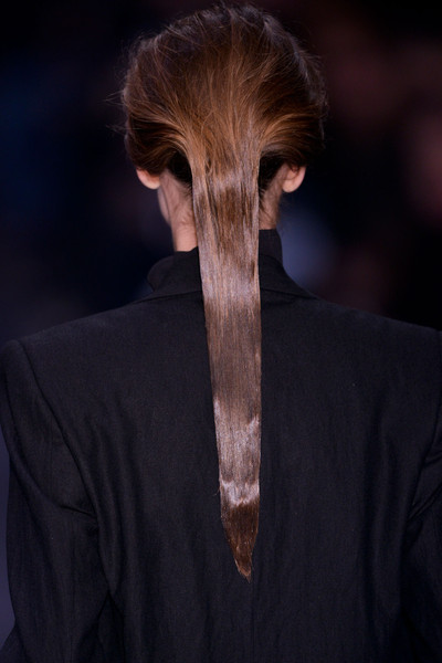 Ann Demeulemeester at Paris Fall 2014 (Details)