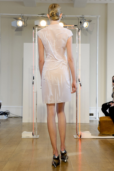 Ann-Sofie Back at London Spring 2011