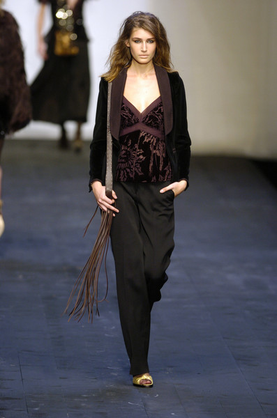 Anna Molinari at Milan Fall 2004