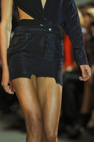 Anthony Vaccarello Spring 2012 - Details