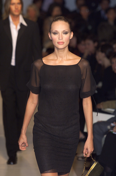 Antonio Fusco at Milan Spring 2001