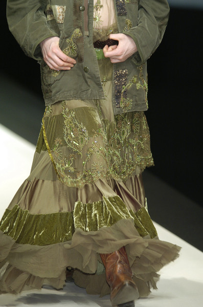 Antonio Marras Fall 2005 - Details