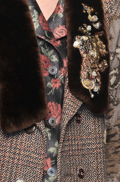 Antonio Marras Fall 2010 - Details
