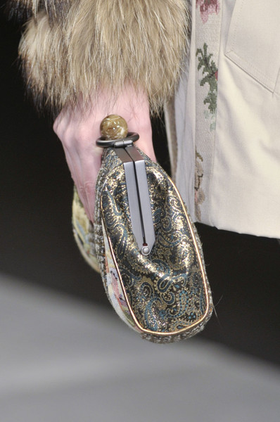Antonio Marras Fall 2012 - Details