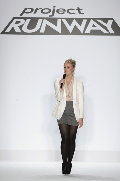 April Johnston at New York Spring 2011