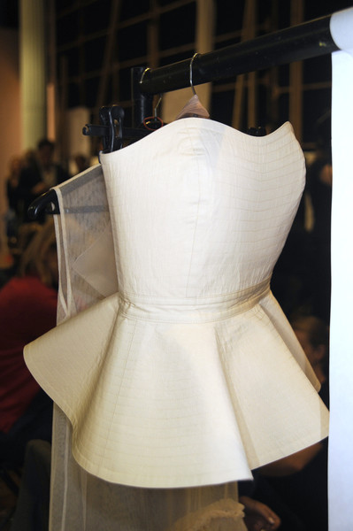 Armand Basi Spring 2009 - Backstage