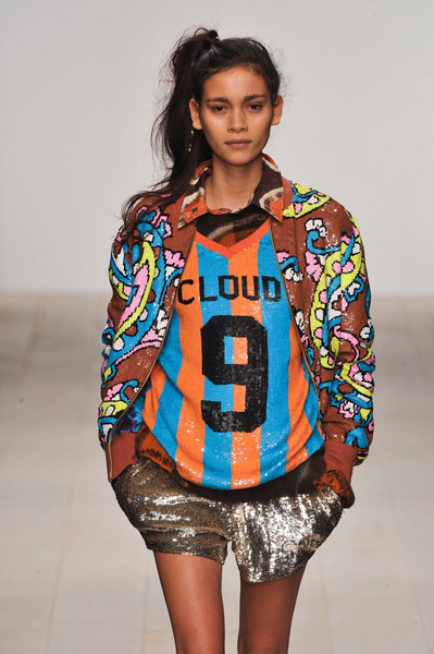 Ashish Fall 2012