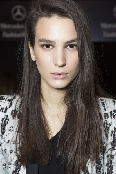 BCBG Max Azria Fall 2013 - Backstage