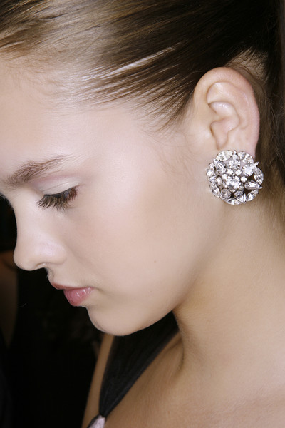 Badgley Mischka at New York Spring 2009 (Details)
