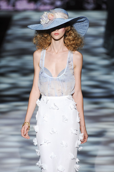 Badgley Mischka Spring 2011