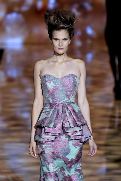 Badgley Mischka Spring 2012