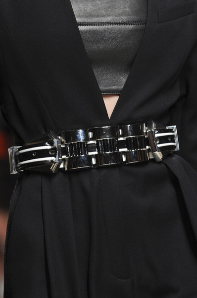Balmain at Paris Spring 2013 (Details)