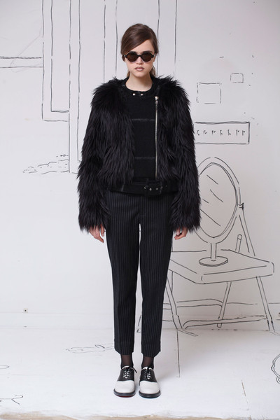 Band of Outsiders at New York Fall 2014
