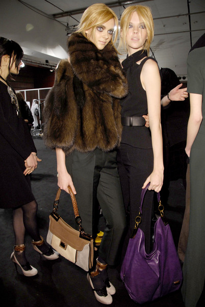 Barbara Bui Fall 2008 - Backstage