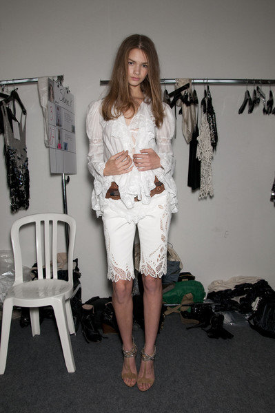 Barbara Bui Spring 2010 - Backstage
