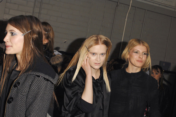 Basso & Brooke Fall 2008 - Backstage