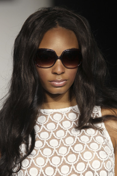 Bebe at New York Spring 2011 (Details)