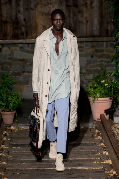 Billy Reid at New York Spring 2014