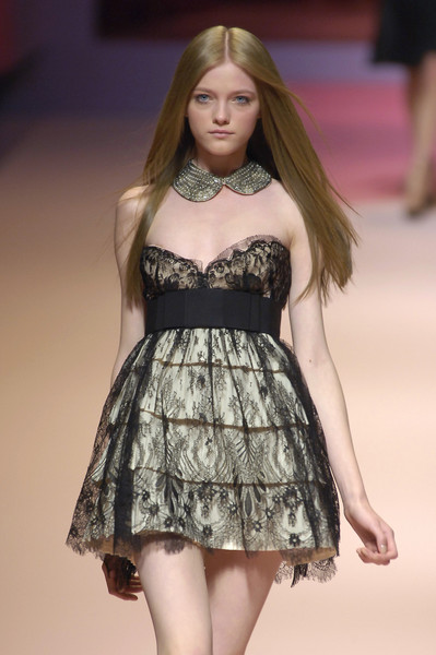 Blumarine at Milan Spring 2007